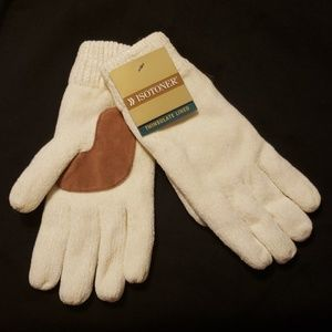 NWT Isotoner Thinsulate Gloves